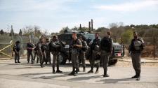 Israeli security officers