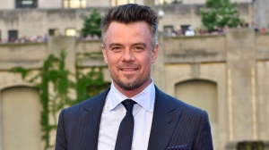 "In this June 20, 2017 file photo, Josh Duhamel attends the U.S. premiere of ""Transformers: The Last Knight"" at the Civic Opera House in Chicago. The ""Transformers"" actor is getting an honorary doctorate in his native North Dakota. The University of North Dakota will bestow the honor on Duhamel, a Minot native who earned a bachelor's degree in biology from Minot State University in 2005. (Photo by Rob Grabowski/Invision/AP File)"
