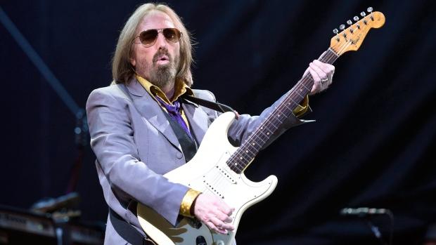 Rock Legend Tom Petty Dies at Age 66
