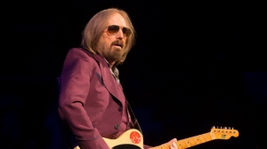 "FILE - In this July 1, 2017 file photo, Tom Petty of Tom Petty and the Heartbreakers performs during their ""40th Anniversary Tour"" in Philadelphia. Petty has died at age 66. Spokeswoman Carla Sacks says Petty died Monday night, Oct. 2, 2017, at UCLA Medical Center in Los Angeles after he suffered cardiac arrest. (Photo by Owen Sweeney/Invision/AP, File)"