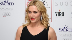 "In this Jan. 17, 2016 file photo, Kate Winslet poses for photographers at the Critics Circle Awards at a central London venue, London. Winslet has joined the ""Avatar"" franchise which will reunite the actress with her ""Titanic"" director James Cameron. A spokesperson for 20th Century Fox confirmed the news Tuesday, Oct. 3, 2017. (Photo by Jonathan Short/Invision/AP, File)"