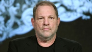 "In this Jan. 6, 2016 file photo, producer Harvey Weinstein participates in the ""War and Peace"" panel at the A&E 2016 Winter TCA in Pasadena, Calif. (Photo by Richard Shotwell/Invision/AP, File)"