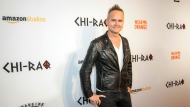 """In this Nov. 22, 2015 file photo, Roy Price attends the world premiere of """"Chi-Raq"""" at the Chicago Theatre. Another powerful Hollywood executive is facing allegations of sexual harassment. Isa Hackett, a producer on an Amazon series, claims that Amazon Studios chief Price propositioned her using crudely suggestive language. (Photo by Barry Brecheisen/Invision/AP, File)"""