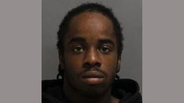 Terrell Philbert is seen in this photo released by Toronto police. (Toronto Police Services handout)