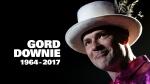 Gord Downie dies