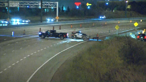 Brampton woman killed in crash on Hwy  410 | CP24 com