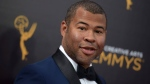 "In this Sept. 11, 2016, file photo, Jordan Peele arrives at night two of the Creative Arts Emmy Awards in Los Angeles. The trailer for Peele's upcoming film, ""Get Out,"" debuted online on Oct. 4, 2016. (Photo by Richard Shotwell/Invision/AP, File)"