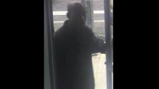 Suspect Bloor West