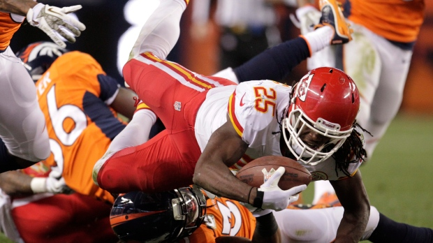 Kansas City Chiefs Host the Denver Broncos