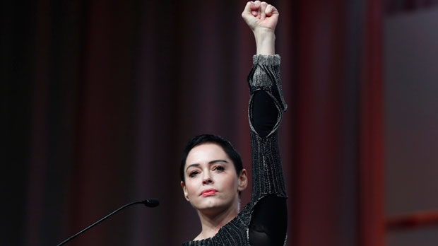 Harvey Weinstein Arrested in New York, Rose McGowan and Others Respond