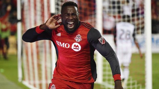 Toronto FC forward Jozy Altidore