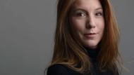 A portrait of the Swedish journalist Kim Wall taken in Trelleborg, Sweden on Dec. 28, 2015. (Tom Wall via AP)