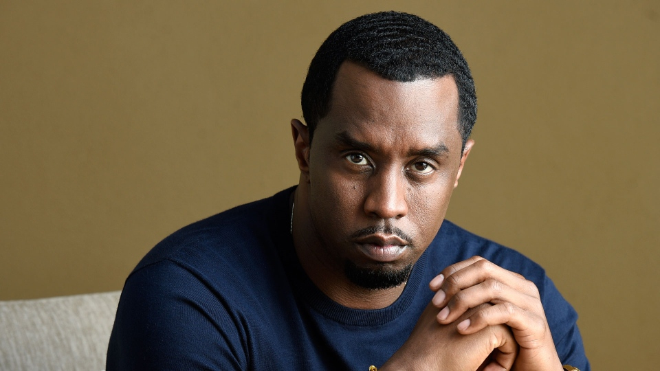 In this June 19, 2017, file photo, Sean Combs poses for a portrait at the Four Seasons Hotel in Los Angeles.  (Photo by Chris Pizzello/Invision/AP, File)