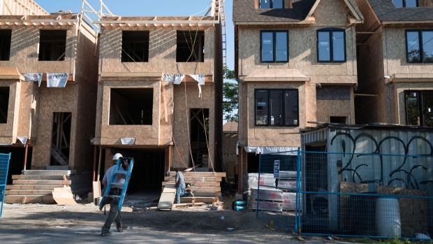 Housing starts home