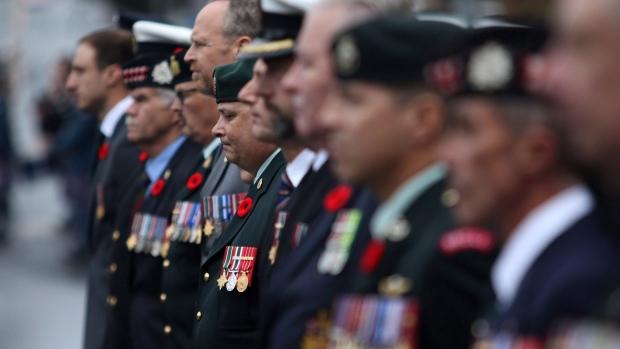 Canada veterans