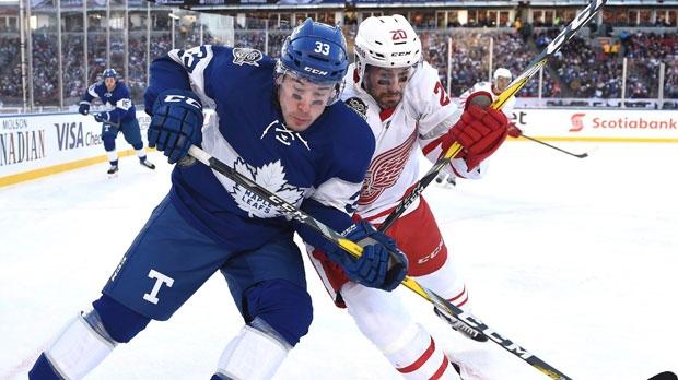 Toronto Maple Leafs, frederik gauthier,