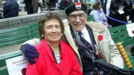 """Tiara-Jade Barton -- """"My grandfather; Joseph Pasquino who was a part of the First Special Services in WW2."""" (@Tiara_Jade /Twitter)"""