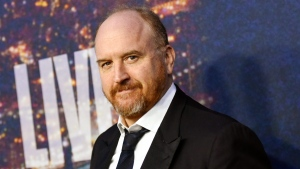 "FILE - In this Feb. 15, 2015 file photo, Louis C.K. attends the SNL 40th Anniversary Special in New York. John Landgraf, CEO of FX, told reporters Friday, Aug. 7, that Louis C.K. needs an ""extended hiatus"" before returning to work on the critically acclaimed series. C.K. has co-created a new comedy with frequent collaborator, Pamela Adlon, which she will star in called ""Better Things."" He will also produce. Landgraf also said C.K. has a third series in the works for FX. (Photo by Evan Agostini/Invision/AP, File)"
