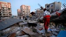 Iran, Iraq, earthquake