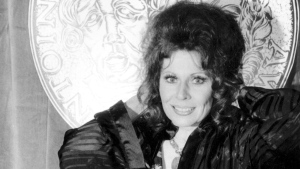 "FILE - In this June 4, 1978 file photo, actress Ann Wedgeworth poses at Sardi's restaurant following the 32nd Annual Tony Awards in New York City where she won best actress in a featured role for her performance in ""Chapter Two."" Wedgeworth, who gained fame on film and Broadway before taking on the role of a flirty divorcee on ""Three's Company,"" has died in New York at age 83. (AP Photo/File)"