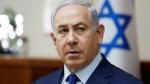 Israel's Prime Minister Benjamin Netanyahu chairs the weekly cabinet meeting in Jerusalem, Sunday, Nov. 19, 2017. (Ronen Zvulun/Pool Photo via AP)