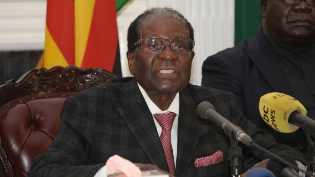 Mugabe to be buried Sept 15 - Zimbabwean Govt.