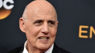 In this Sept. 18, 2016 file photo, Jeffrey Tambor arrives at the 68th Primetime Emmy Awards at the Microsoft Theater in Los Angeles. (Photo by Jordan Strauss/Invision/AP, File)