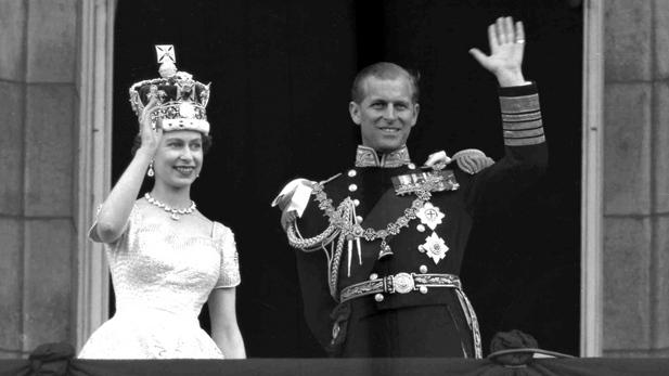 Queen Elizabeth II, Prince, Philip,