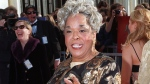 "In this March 8, 1998 file photo, actress Della Reese, nominated for best dramatic actress for her role in the television series ""Touched by an Angel"", arrives for the Screen Actors Guild Awards in Los Angeles.  (AP Photo/Mark J. Terrill, File)"