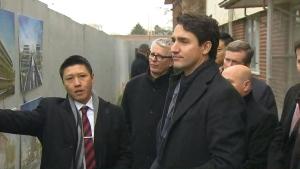Trudeau housing