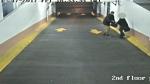 assault, woman, parking, garage