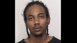 Rondael Clarke, 27, of Brampton, is shown in a handout image. (TPS)