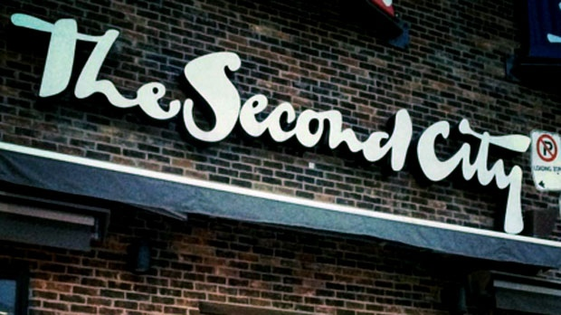 The exterior of The Second City located in Toronto is shown in this photo. (Facebook/The Second City)