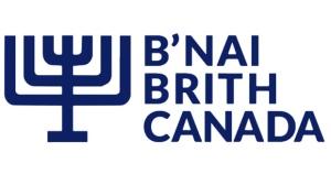 The logo for B'nai Brith Canada is shown. (Facebook/B'nai Brith Canada)