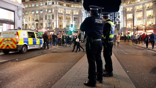 British Police Responding to 'Customer Incident' at London's Oxford Circus Station