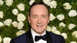 "FILE - In this June 11, 2017, file photo, Kevin Spacey arrives at the 71st annual Tony Awards at Radio City Music Hall in New York. The Maryland-based production crew for ""House of Cards"" will continue to get paid for at least another two weeks. The show has been on hiatus since October, when allegations of sexual harassment surfaced against Spacey. Netflix and Media Rights Capital recently announced that Spacey had been fired. (Photo by Evan Agostini/Invision/AP, File)"