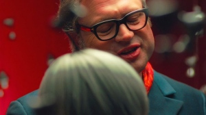 "Canadian musician Steven Page is shown in a handout from the film ""Dreaming of a Jewish Christmas."" THE CANADIAN PRESS/HO"