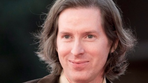 Director Wes Anderson poses for photographers as he arrives on the red carpet of the Rome's Film Festival in Rome, Monday, Oct. 19, 2015. (AP Photo/Alessandra Tarantino)