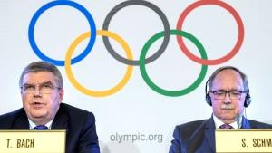 IOC Russia decision