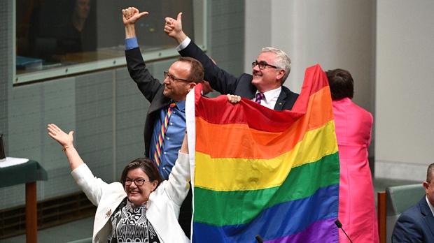 Australia, same-sex, marriage,
