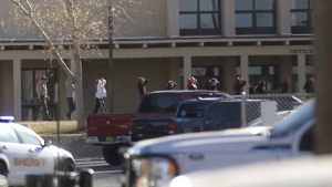 New Mexico school shooting