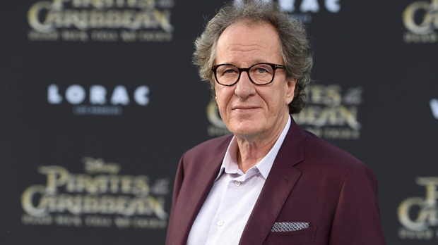 Geoffrey Rush sues newspaper over 'spurious' claims