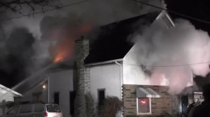 Police are investigating a fatal fire in Fenelon Falls on Saturday night.