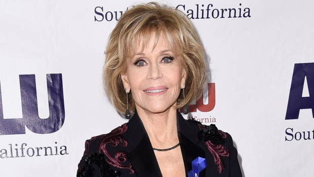 Jane Fonda's milestone birthday benefits a cause