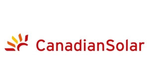The corporate logo of Canadian Solar Solutions Inc. is shown. THE CANADIAN PRESS/HO