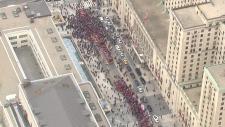 TFC parade