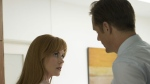 "This image released by HBO shows Nicole Kidman, left, and Alexander Skarsgard in ""Big Little Lies,"" which was nominated for a Golden Globe award for best television limited series on Monday, Dec. 11, 2017. The 75th Golden Globe Awards will be held on Sunday, Jan. 7, 2018 on NBC. (Hilary Bronwyn Gayle/HBO via AP)"