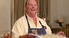 American chef Mario Batali