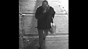 Police are seeking to identify and speak to the man in this image in relation to a Dec. 2 homicide in Hamilton.