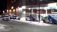 A male victim suffered serious injuries after a shooting took place in Scarborough.